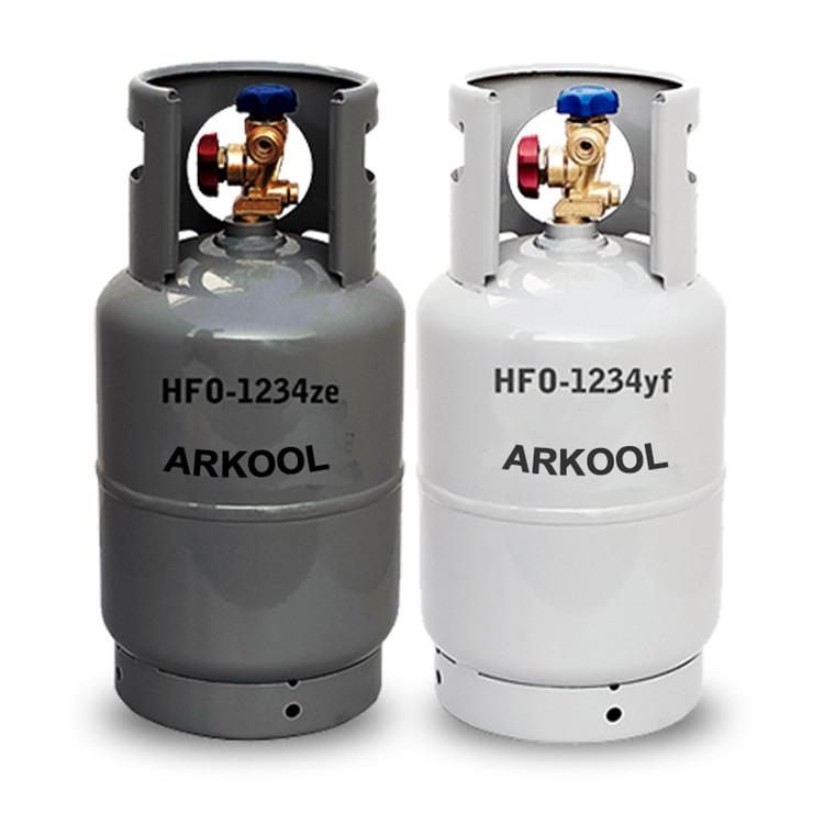 Car air conditioner high quality refrigerant gas HFO-1234yf