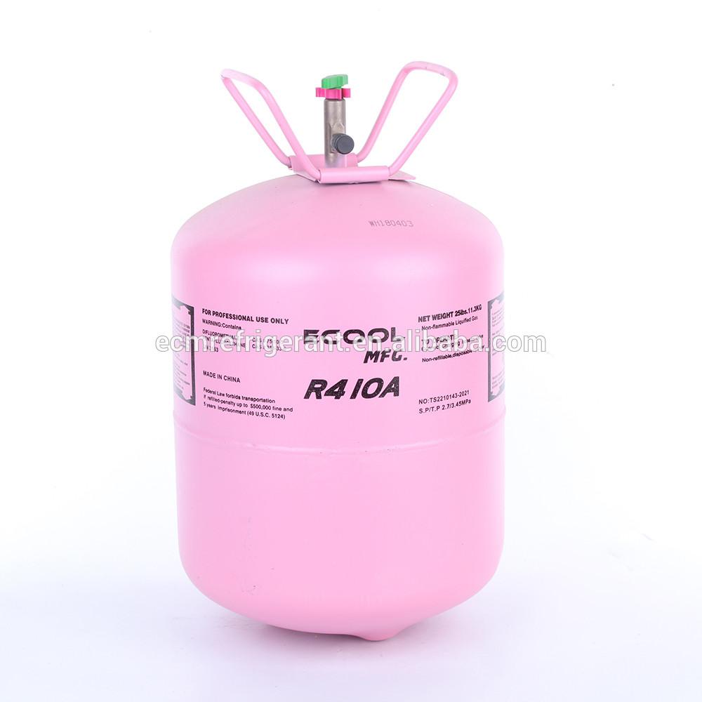 30lb cylinder refrigerant r410