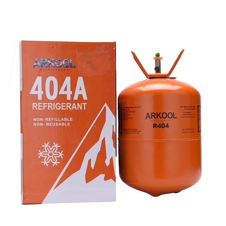 Hydrocarbon & Derivatives coolingrefrigerant gas 404a gas cylinder