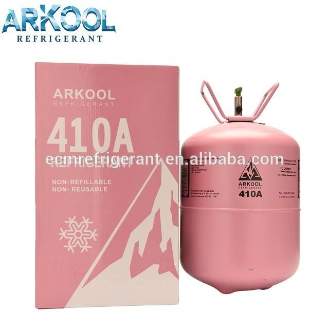 11.3kgrefrigerant gas R410a