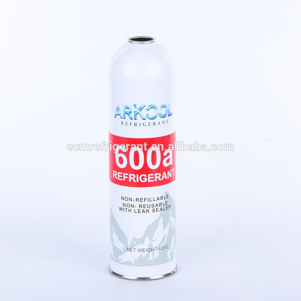 refrigerator gas isobutane r600 can also provide (r134a r410a r600a )