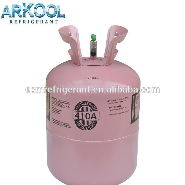 11.3kg R-410a Refrigerant R410a HVAC/R Refrigeration spare parts