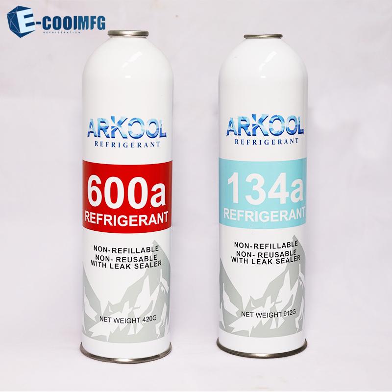 refrigerant r600a gaz & gases refrigerants, refrigeration CE DOT