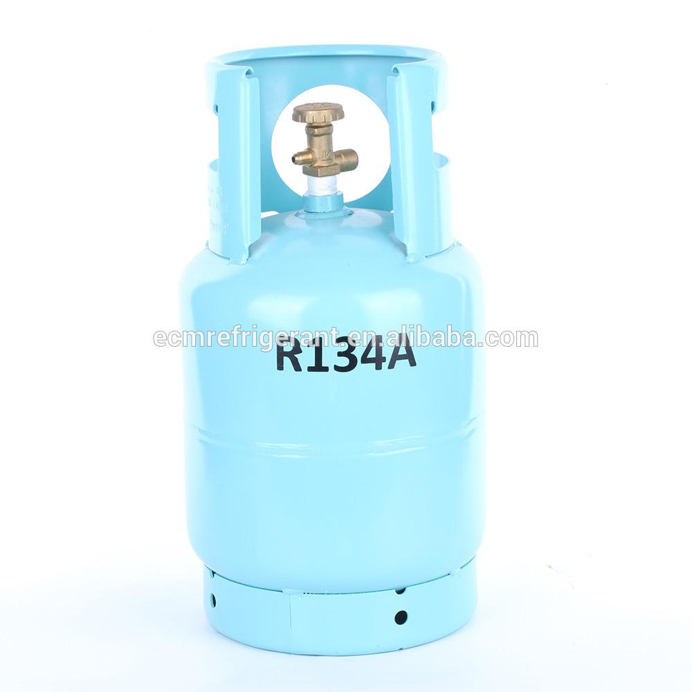 refrigerant gas r134a 500g gas cylinder