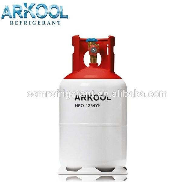 Popular sale r1234yf 1234yf refrigerant gas chinese supplier