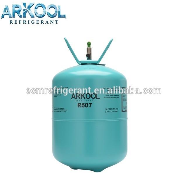 Top quality R507 replace refrigerant gas