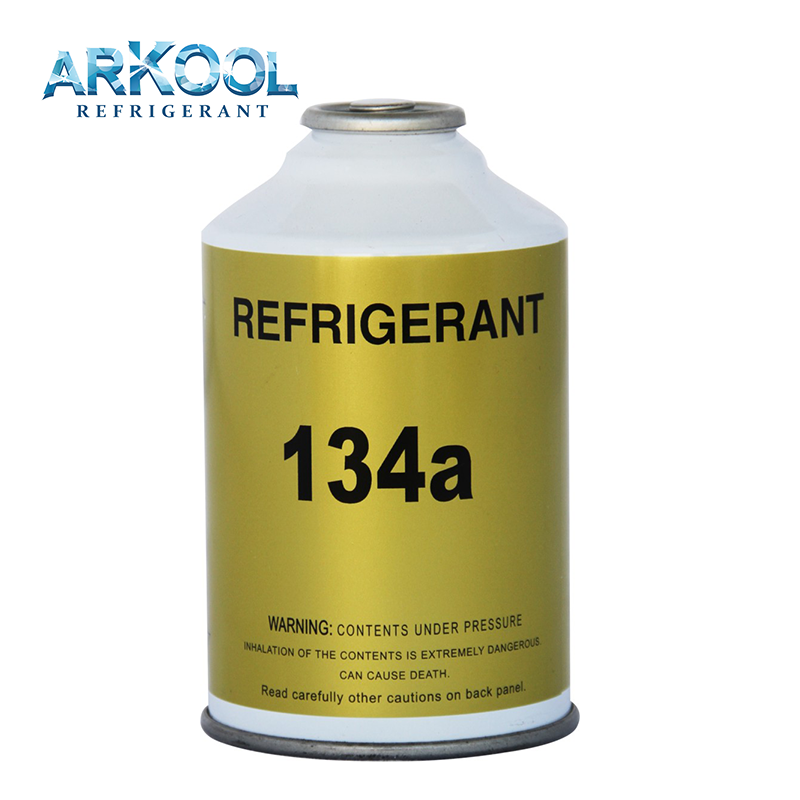 buy refrigerant r134a gas pin can DOT approved CE UAE GAS