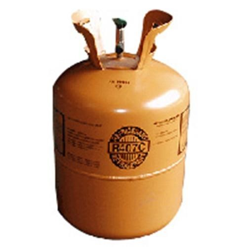 R407 gas price in 11.3kg disposable cylinder for air conditioning R407F