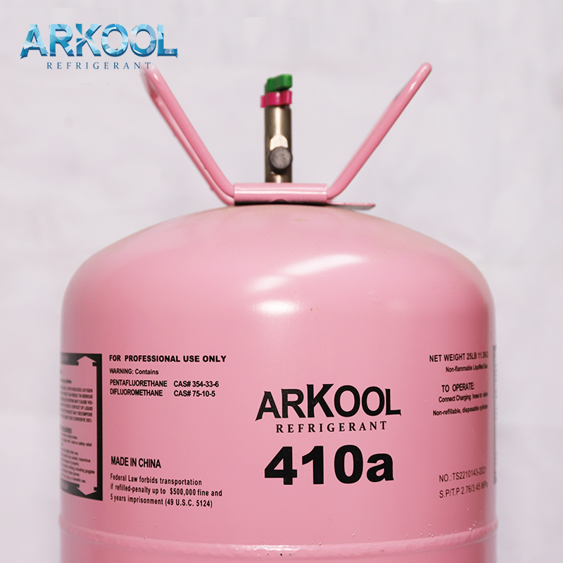 best price disposable refrigerant gas cylinders R410A air conditationer gas