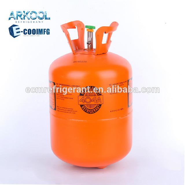 Tank Price Refrigerant Gas R404a R134A