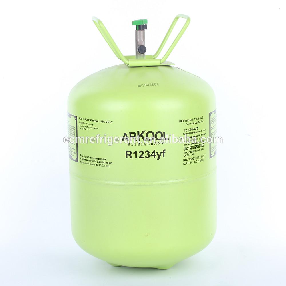 Export to EuropeR1234YF refrigerant gas