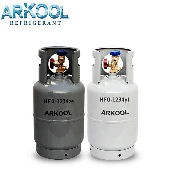 Hot Sale Refrigerant gas R1234yf cool gas for cars ac with good quality
