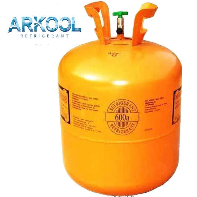 refrigerant gas price R600a isobutane refrigerant replacement r134a