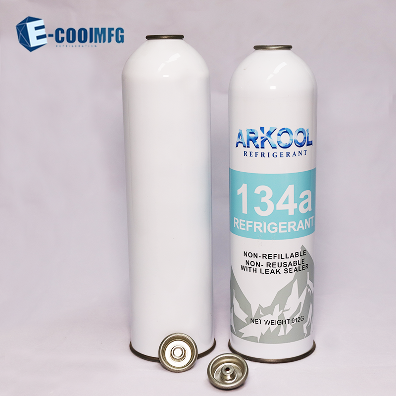 high purity hfc 134a refrigerant gas environmental auto cool gas