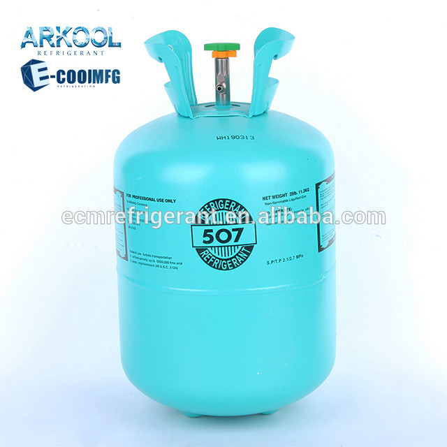 R507 Refrigerant Gas High Quality Original Manufacturer