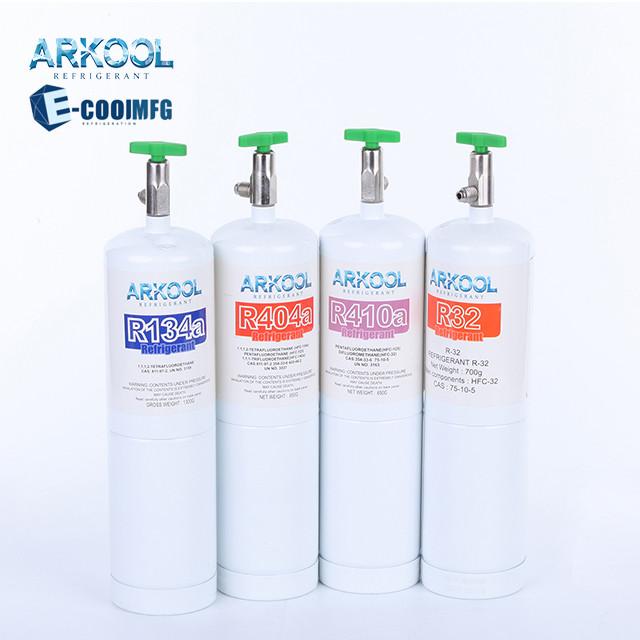 R134a gas refrigerant price gas refrigerante r134 & 134 13.6kg / 30lb cylinder