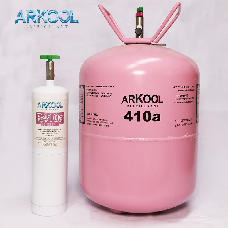 refrigerant gas r410 price cheap and air conditioner spare parts r410a gas air conditioner