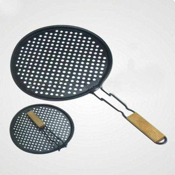 Round Barbecue Pan bbq grill pan grilling bbq pan BBQ-P003