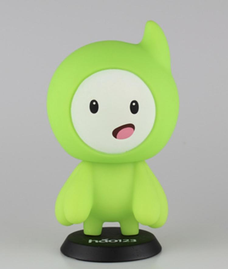 PVC Mini Plastic Unique Cute little doll Toy for Baby Kids Gifts Toys blind box