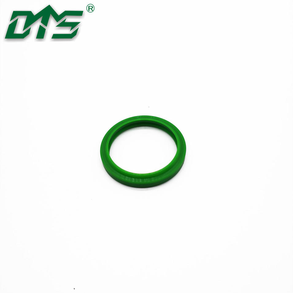 Green PU pneumatic seals ring DHS