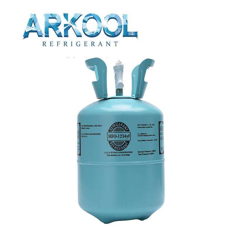 11.3kg refrigerant gas R410a