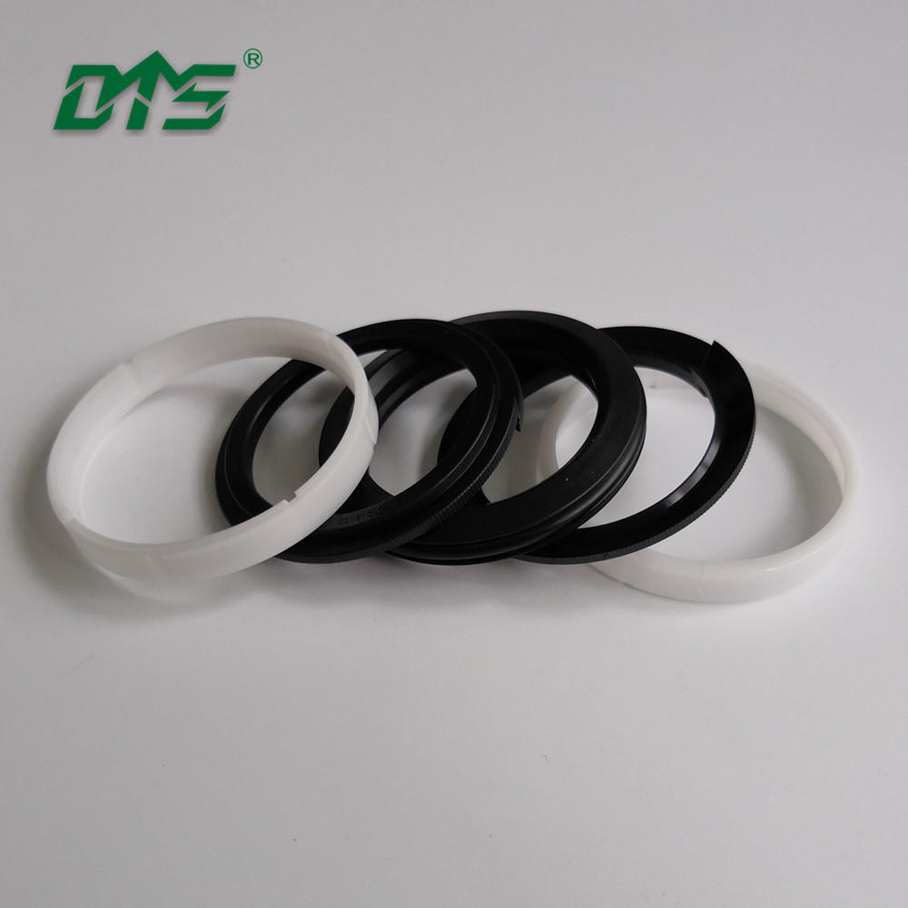 obturator piston ring combined seal for hydraulic cylinder
