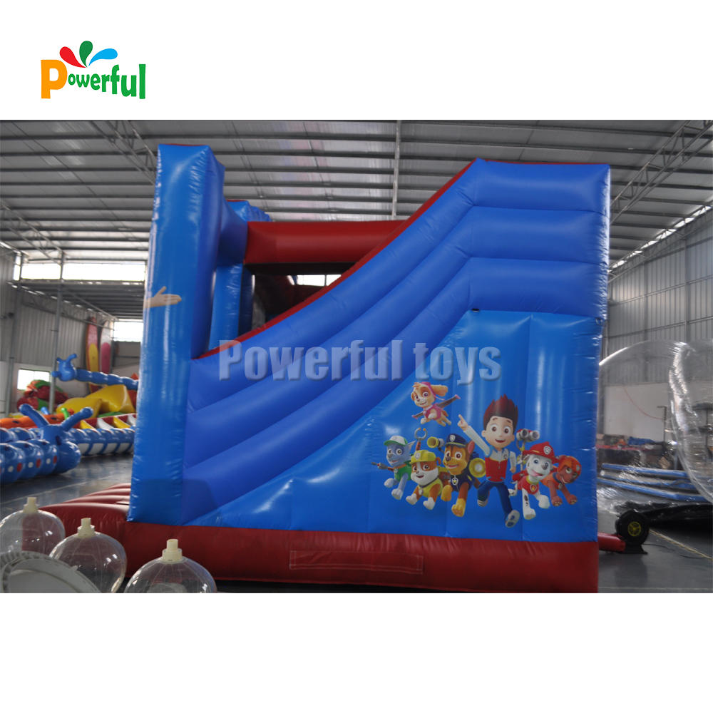 hot sale air bouncer inflatable trampoline/inflatable play house