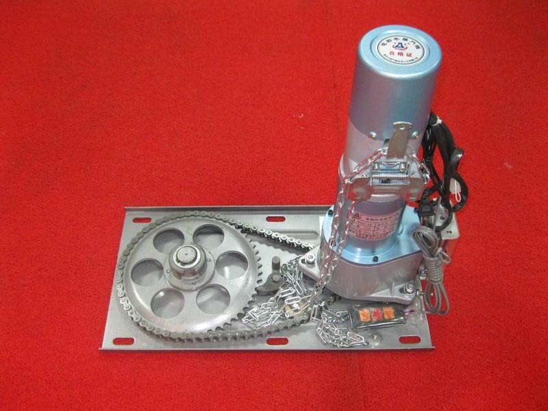 Aluminum Shutter Door Motor Voltage 220V