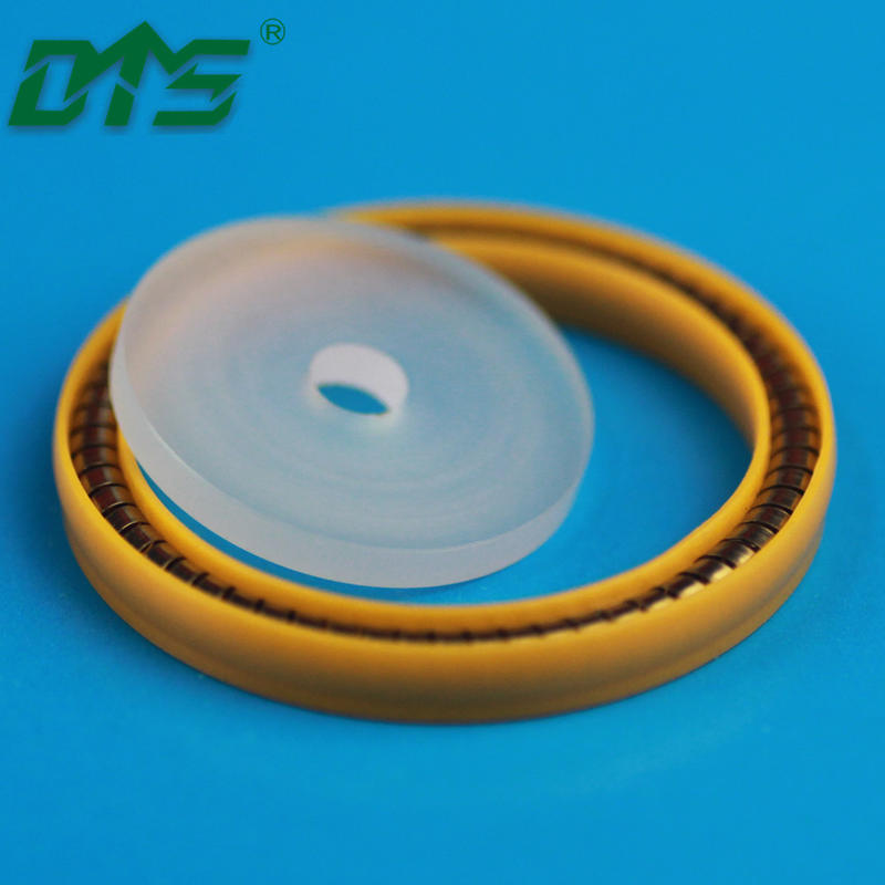 UPE and PCTFE Seals Rings for LNG Hydraulic Systems