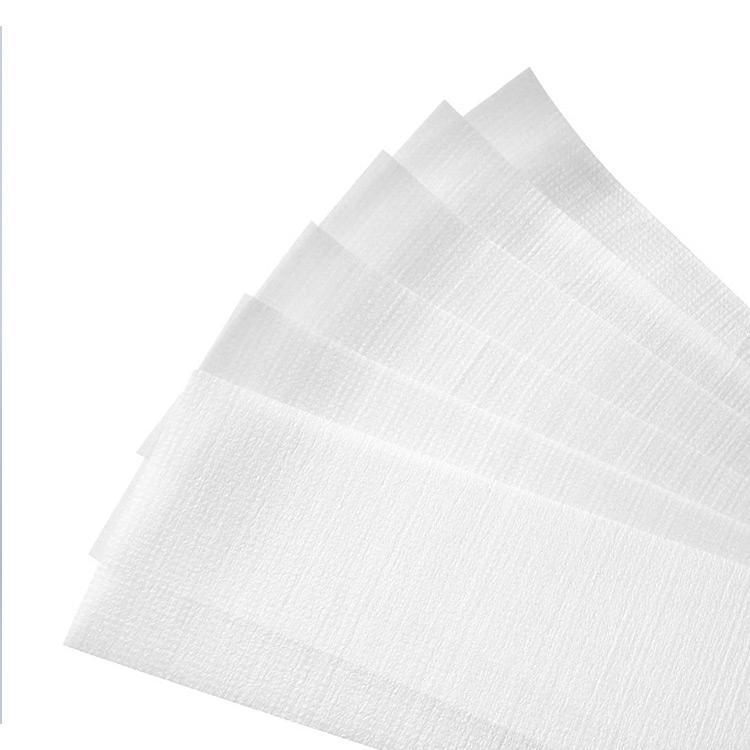 Pick up tissue paper hair dye piece universal isolating paper hairdressing hair dye isolation paper