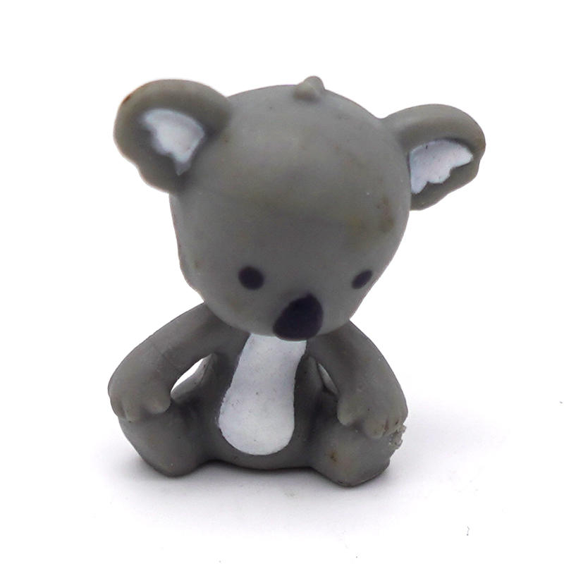 Mini Cute Animal Toys Custom Cartoon Character Figure doll Mini Model Toy