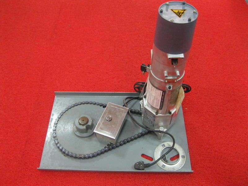 fireproof Shutter Door Motor