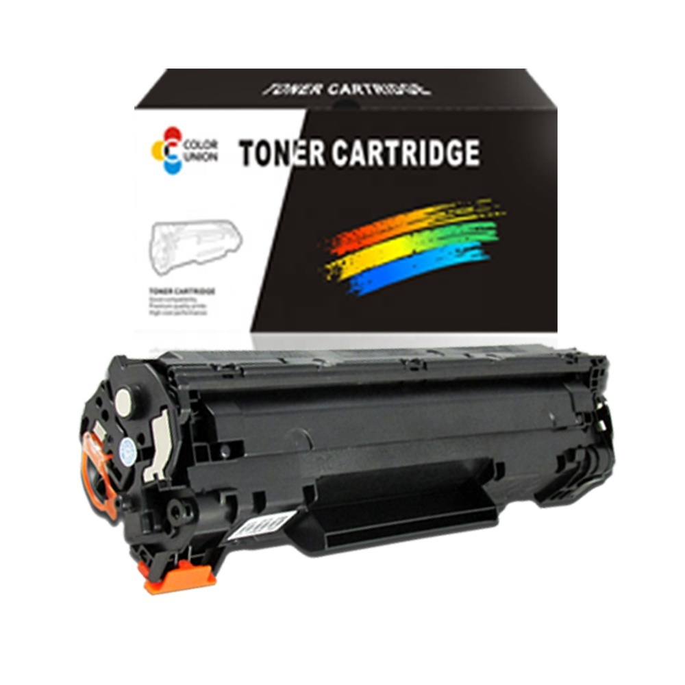 china top ten selling products compatible ink cartridges cb435 toner cartridge for HP P1005/ P1006/ P1007/ P1008 Printer