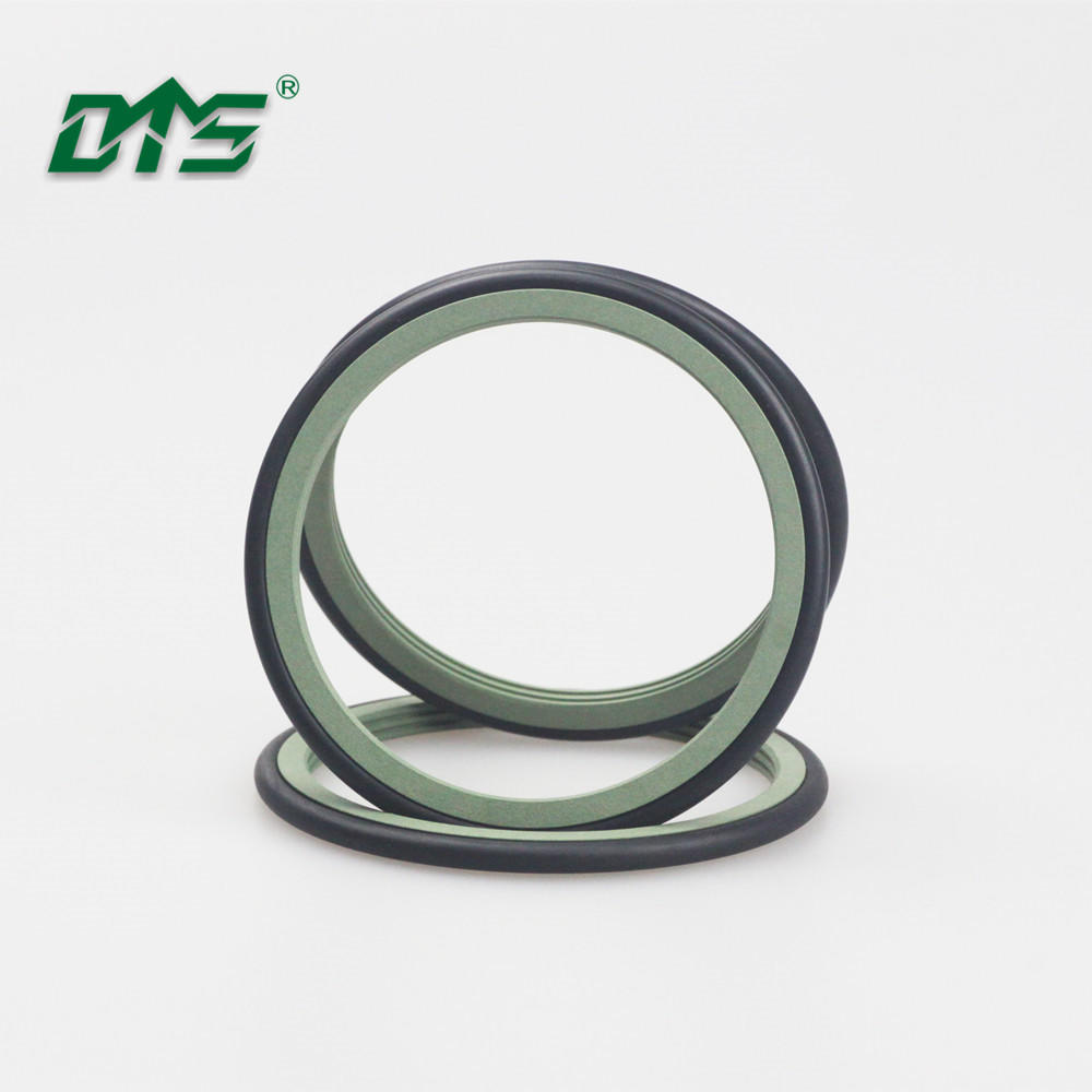 Filled PTFE Hydraulic Rotary Shaft Seal GRS/GNS