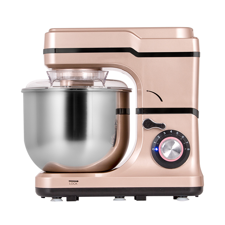 1200w kitchen food mixer with full metal gear system Murenking dough machine bakery