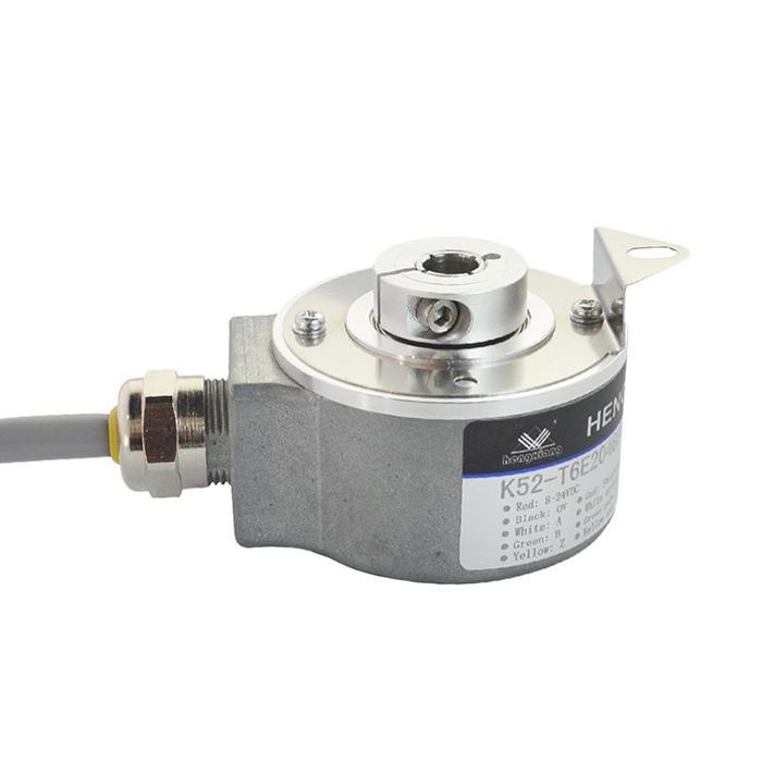 K52 incremental 1024ppr hollow shaft rotary EL63F1000P15X3PR3 replacement elevator 24v encoder