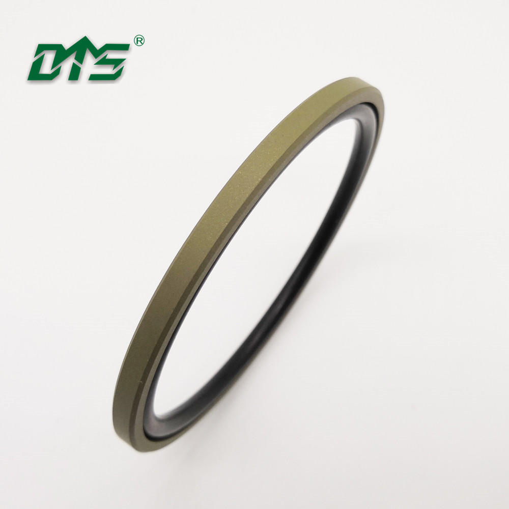 bronze PTFE piston seal glyd ring for hydraulic cylinder GSF
