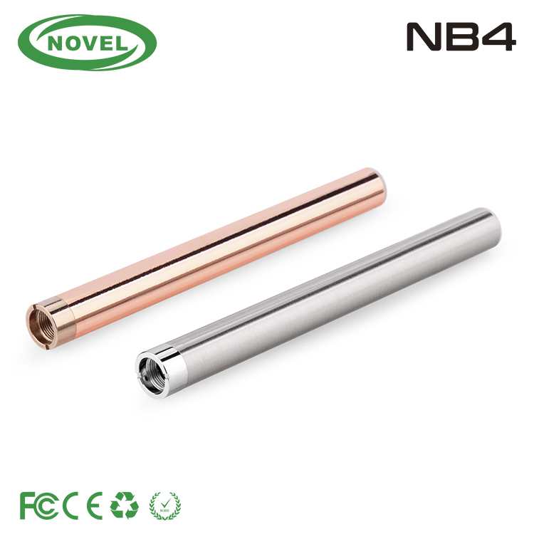 280mah variable voltage CBD vape battery NB4 preheating CBD oil silm touch pen