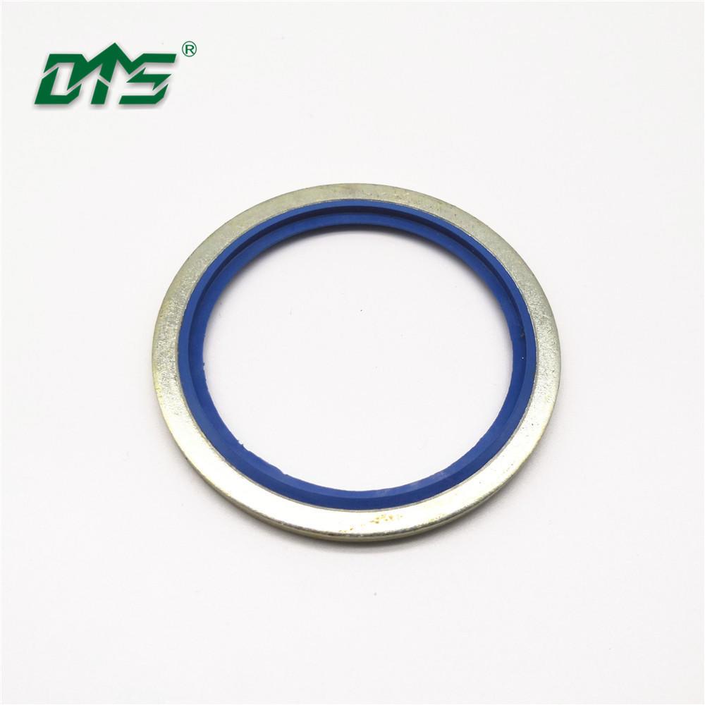 Industrial Bonded Seals,NBR,FKM/FPM+Steel Bonded Seal Blue,Yellow,Black Color
