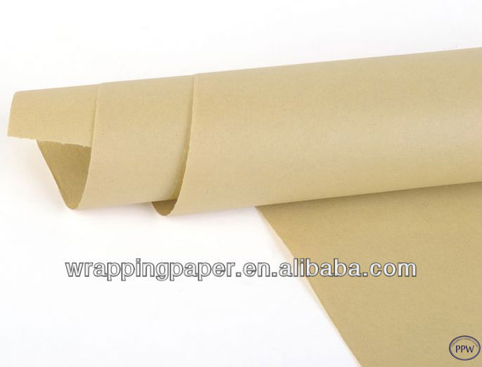 Kraft wrapping paper brown paper wrap roll