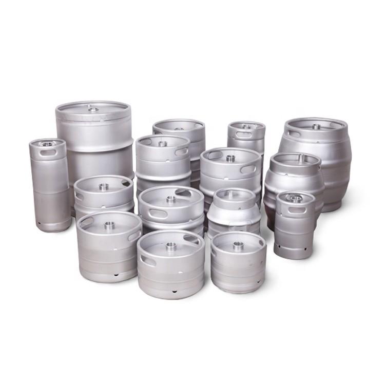 Food grade euro wholesale small mini draftCommercial Brew slim 2 5 litre beer keg empty barrel price