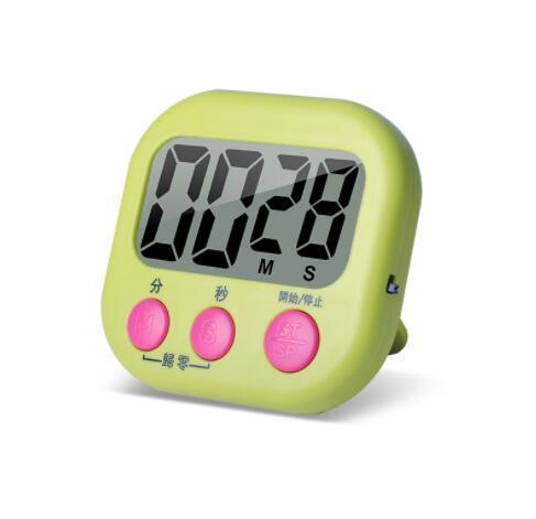 2/4/6/8 Pack Digital Magnetic Timer Kitchen Cooking Oven Timer
