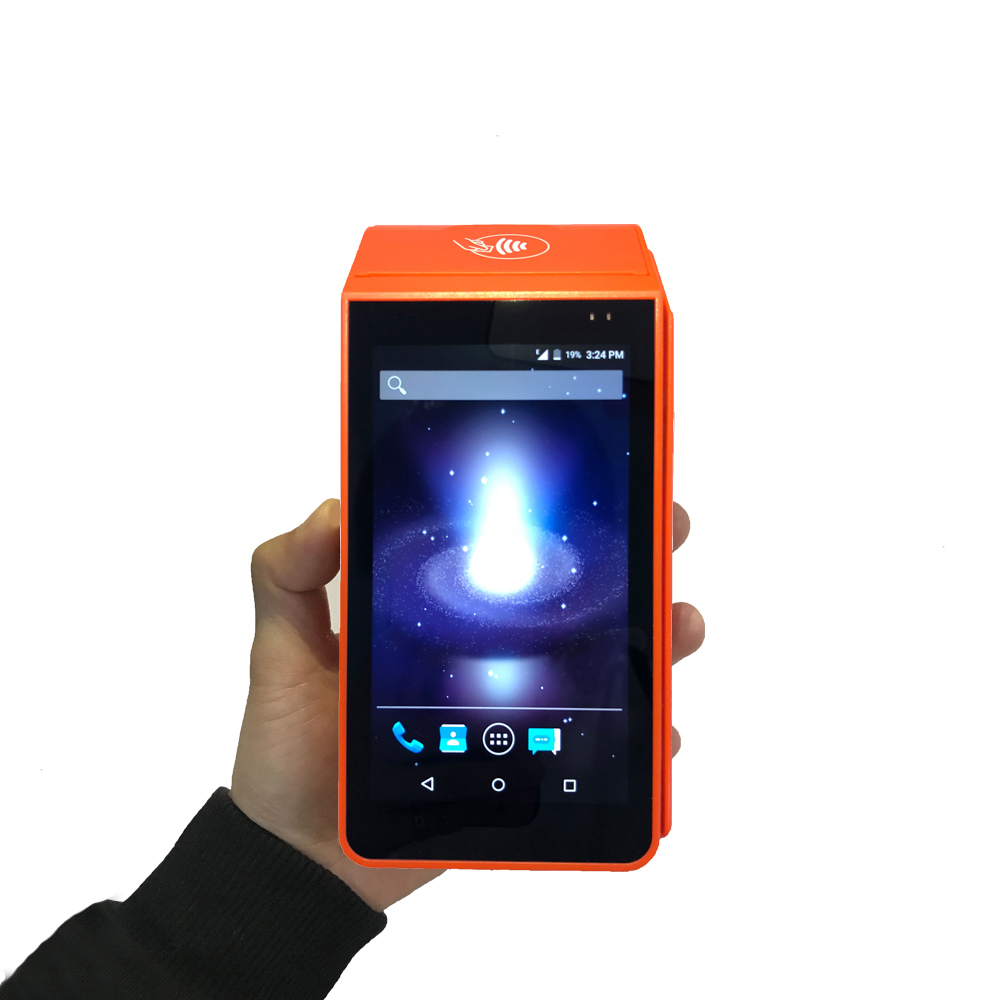 Free SDK NFC RFID Android Wireless Handheld POS Terminal POS Machine