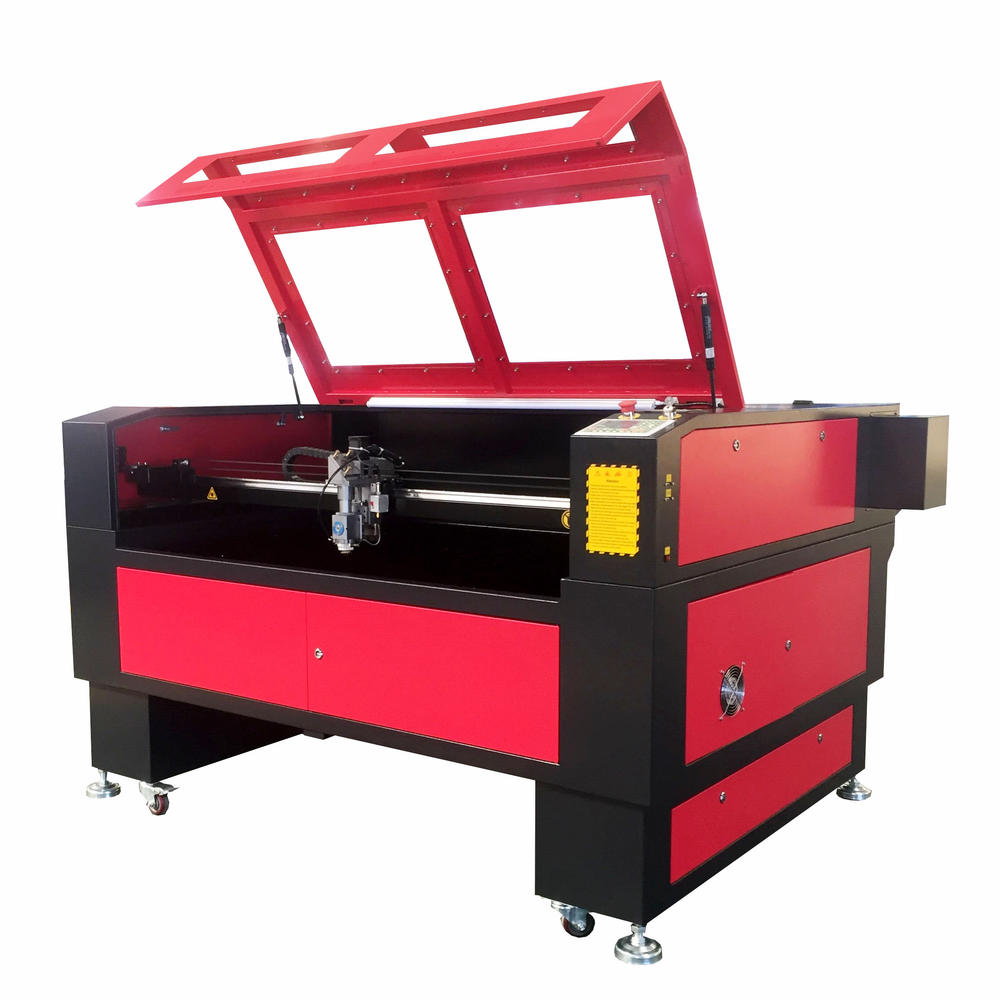 280w 1390 MixedWood And Sheet Metal Cutting Machine