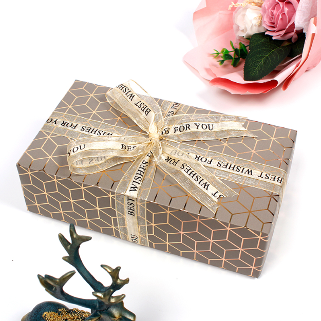 wholesale light weight coated gift wrapping paper roll for Christmas
