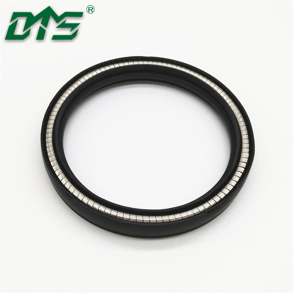 black metal stainless steel seal ring