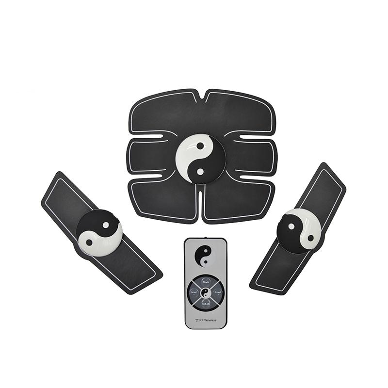 Smart Wireless EMS Massage Muscle Training ABS fitness Stimulator for abdormen hip SUNGPO Manufacturer
