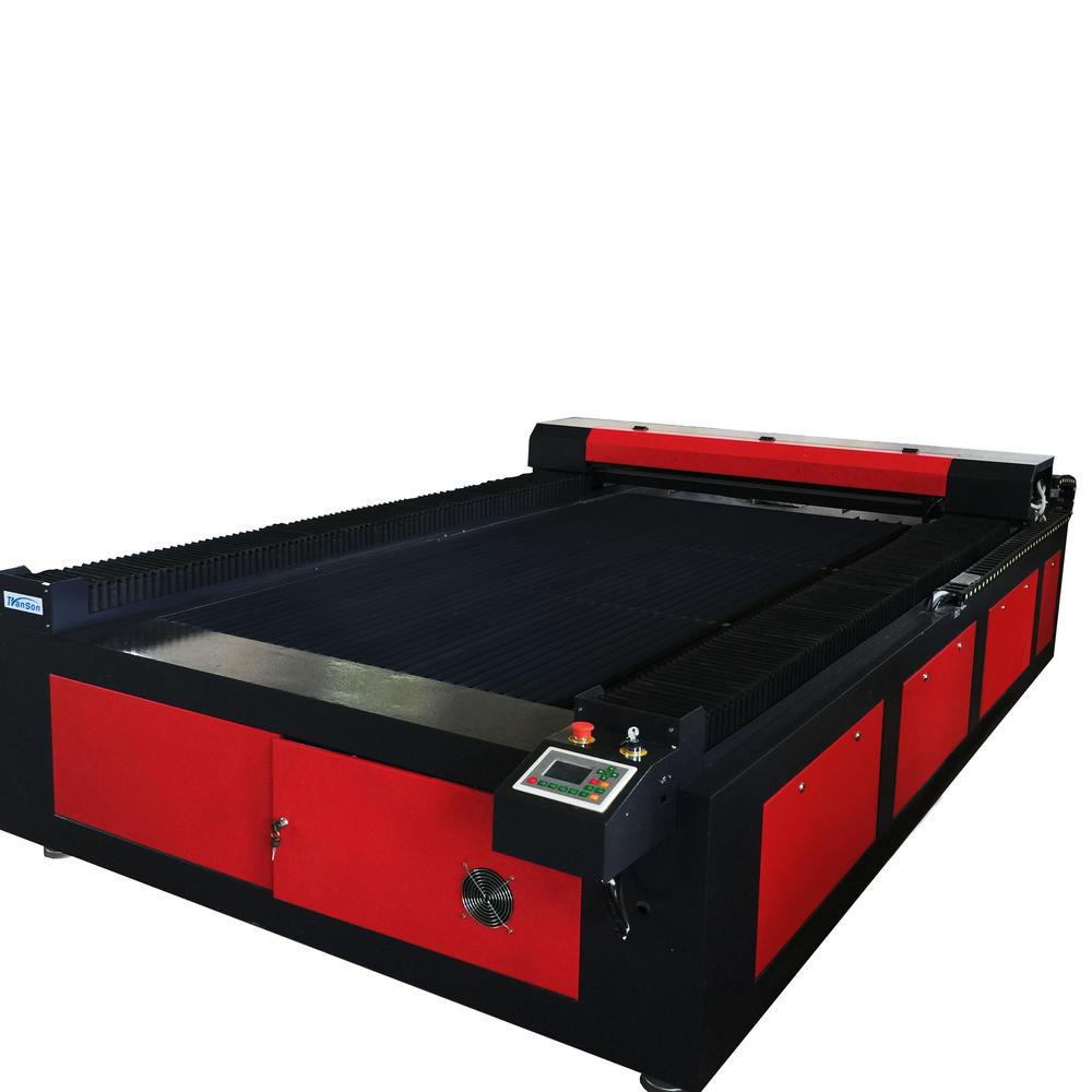 280w YONGLI 1300x2500mm mixedlaser cutting machine for carbon steel