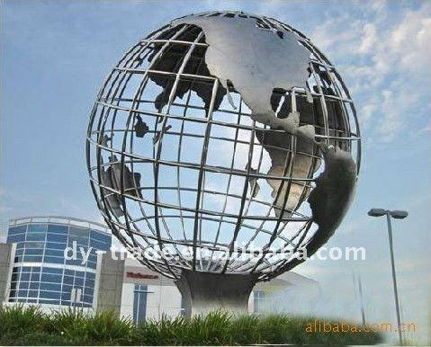 Stainless Steel Globe Ball