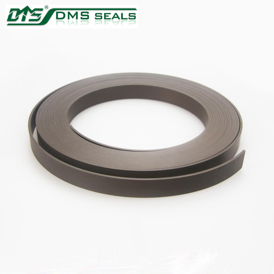 Contamination Strip Green PTFE Bearing Tape Guide Strip